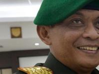 Agus Kriswanto Resmi Pangkostrad, Andika Perkasa Dankodiklat TNI AD