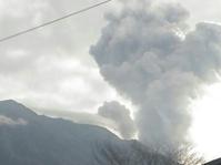 Gunung Agung Kembali Erupsi Senin Pagi Ini