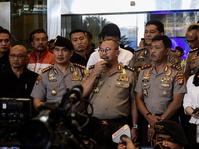 Polisi Periksa 10 Saksi Robohnya Mezanin Gedung BEI