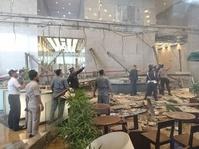 Pengelola: Mezanin yang Ambruk di Gedung BEI Tak Pernah Dirawat