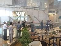 Tenant Penting di Gedung BEI yang Roboh
