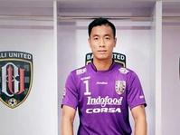 Yoo Jae Hoon Bergabung ke Mitra Kukar di Liga 1 Musim 2018