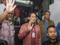 Sandiaga Persilakan Polda Metro Jaya Usut Kepala Satpol PP