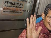 Sandiaga Ingin Warga Laporkan Dugaan Korupsi Lewat Qlue
