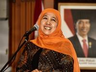 Khofifah Harap Emil Dardak Bisa Jaring Pemilih Muda di Pilgub Jatim