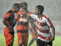 Hasil PS TNI vs Madura United Babak Pertama Skor 1-1