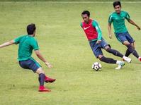 Jelang Singapura vs Indonesia U-23, Luis Milla Coba Pemain Baru