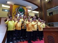 Airlangga Umumkan Nama 251 Pengurus DPP Golkar