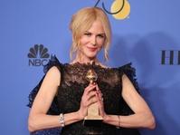 Nicole Kidman Dinobatkan sebagai Aktris Terbaik di SAG Awards 2018