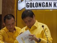 Undang KPK ke Rapat DPP Golkar, Airlangga: Bukan Buntut OTT