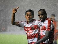 Hasil PS TNI vs Madura United, Skor Sementara 1-1