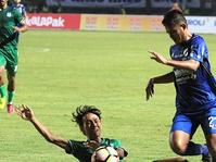 Hasil Persib vs PSM di Piala Presiden Skor Babak Pertama 0-0