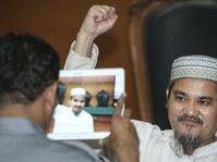 Divonis 1,5 Tahun, Jonru: Pengadilan Paling Adil Itu di Akhirat