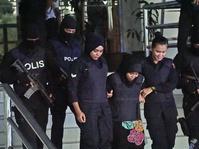 """Kasus Kim Jong-nam: Siti Aisyah Direkrut Sopir Taksi untuk """"Prank"""""""