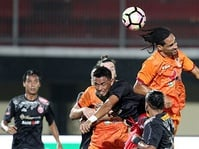 Hasil Borneo FC vs Mitra Kukar Skor Babak Pertama 0-0