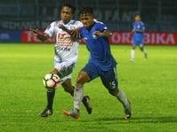 Hasil Piala Gubernur Kaltim PSIS vs Arema FC: Mahesa Jenar Menang