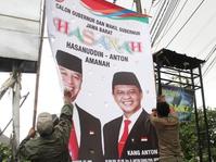 KPU Larang Pasang Foto Kandidat Petahana di Spanduk Program Pemda
