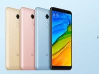 Harga Xiaomi Redmi 5 Rp1,8 Juta di Taiwan, Berapa di Indonesia?