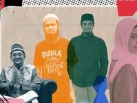 Pengaruh Jamaah Tabligh & Salafi di tengah Pilihan Artis Berhijrah