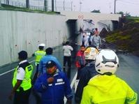 Longsor di Jl Perimeter Bandara Soetta Timbun Mobil & Ganggu Kereta