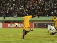 Hasil Bali United vs Sriwijaya FC Skor Babak Pertama 0-0