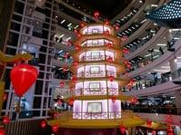 Tahun Baru Imlek, Mal Ramai Tapi Toko Ritel di Jakarta Sepi