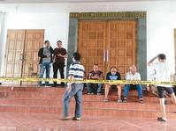 Jemaat Gereja St Lidwina Sleman Diserang Saat Misa