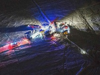 Pesawat Rusia Terbakar dan Jatuh Usai Lepas Landas, 71 Orang Tewas