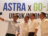 Go-Jek Gunakan Suntikan Dana Astra untuk Ekspansi Bisnis ke Papua