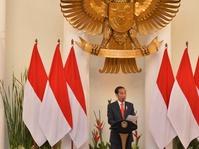 Jokowi Ingatkan Warga Tidak Terpecah Belah Hanya karena Pilkada