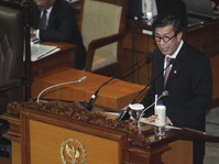 DPR Minta Jokowi Tidak Mutung Soal UU MD3