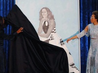 Suara Perempuan Afrika di Gaun Michelle Obama
