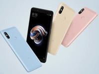 Harga dan Spesifikasi Xiaomi Redmi Note 5 yang Dirilis di India
