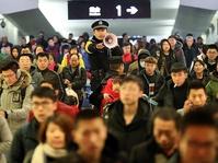 Mudik Imlek di Cina: Migrasi Tahunan Terbesar Umat Manusia