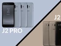 Perbedaan Samsung Galaxy J2 Pro dan Galaxy J2 Prime