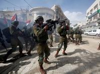 Puluhan Warga Palestina Terluka Akibat Bentrok Dengan Israel