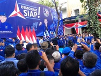 AHY Jadi Komandan Tim Pemenangan Demokrat di Pemilu 2019