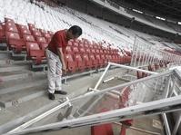 Stadion GBK Rusak, Anies Baswedan Harap Ada Pembinaan Suporter