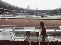 Biaya Perbaikan GBK yang Rusak Saat Final Piala Presiden Rp150 Juta