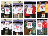 Strategi Partai-Partai Baru Lolos Ambang Batas Parlemen