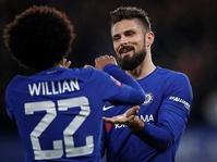 Hasil Chelsea vs Barcelona di Liga Champions Skor Akhir 1-1