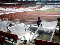 Stadion GBK Dirusak Suporter, Menteri Basuki: Ini Soal Perilaku