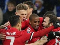Hasil Sevilla vs Manchester United di Liga Champions Skor Akhir 0-0