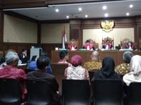"""Ditanya Aliran Dana untuk Setya Novanto, Nazaruddin: """"Lupa Saya"""""""