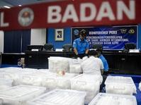 Penangkapan Jaringan Narkotika Internasional
