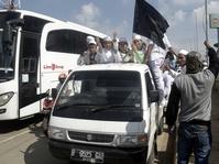 Rizieq Batal Pulang, Massa Membubarkan Diri dari Masjid Baitul Amal