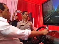 Cara Menhub Mendorong Driver Taksi Online Memiliki SIM A Umum