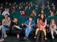 Mengajak si Kecil ke Bioskop