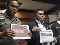 Polisi Sebut Ada 42 Informasi Hoaks Penyerangan Terhadap Ulama