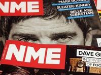 Majalah NME Mengibarkan Bendera Putih